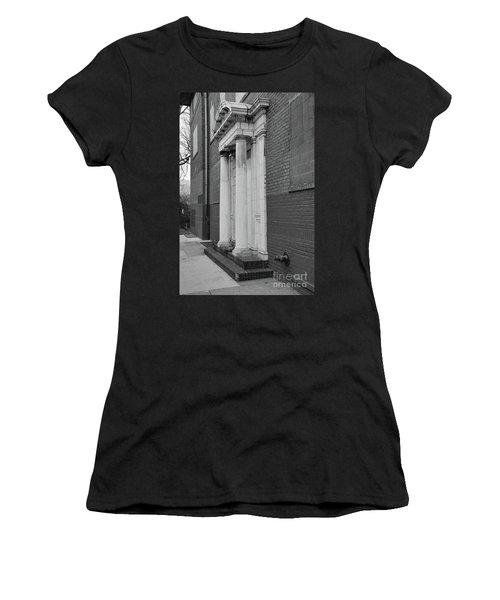 Hurst House Door Women's T-Shirt