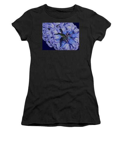 Hyacinth Curls Women's T-Shirt