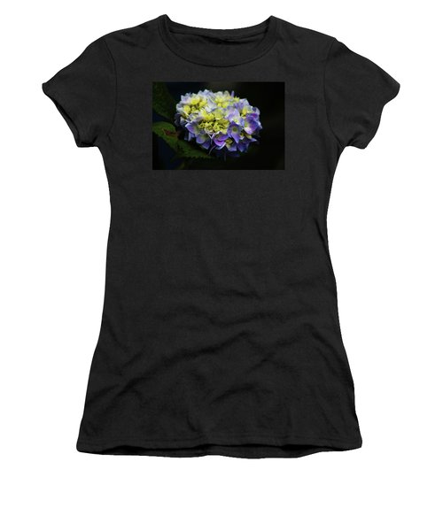 Hydrangea 3705 H_2 Women's T-Shirt (Athletic Fit)