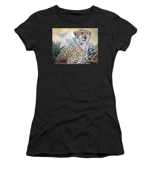 I Am Cheetah 2 Women's T-Shirt