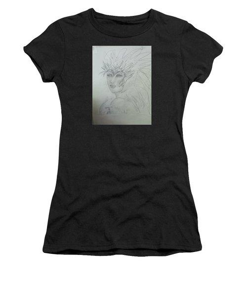 I Am The Phoenix Women's T-Shirt (Athletic Fit)