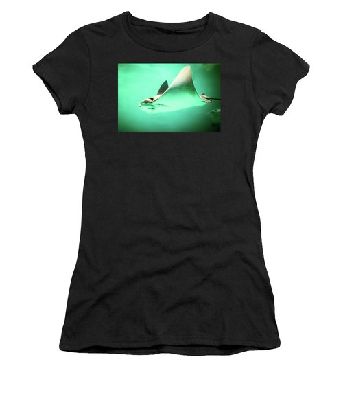 I Call Him Ray Women's T-Shirt (Athletic Fit)