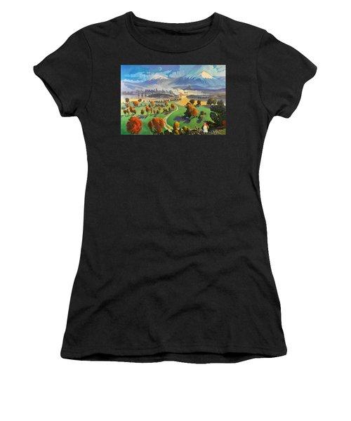 I Dreamed America Women's T-Shirt