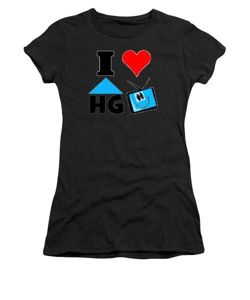 I Love Hgtv T-shirt Women's T-Shirt