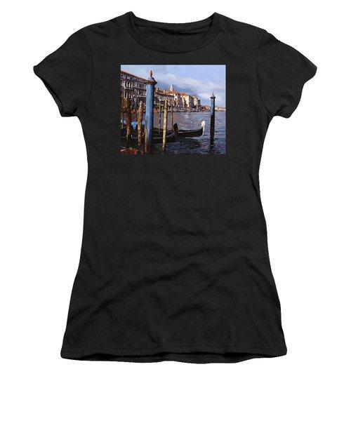 I Pali Blu Women's T-Shirt
