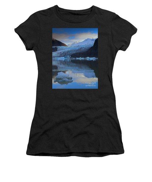 Ice Blue Women's T-Shirt
