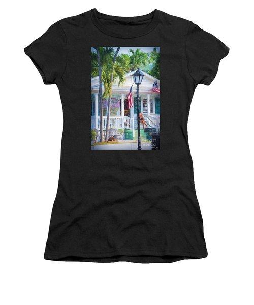 Ice Cream In Key West Women's T-Shirt