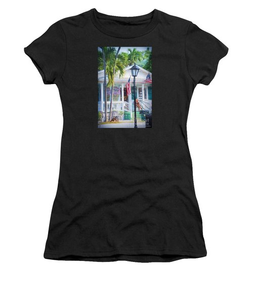Ice Cream In Key West Women's T-Shirt