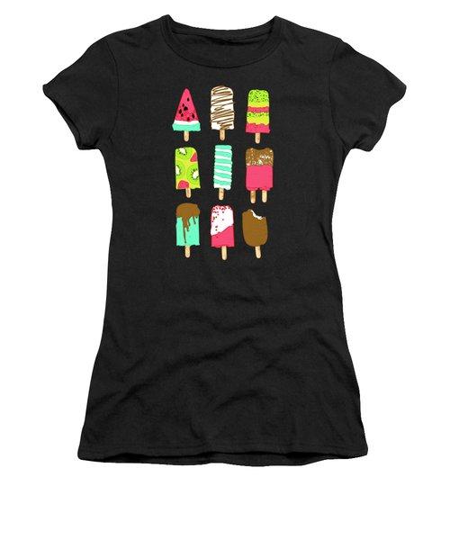Ice Cream Time Women's T-Shirt