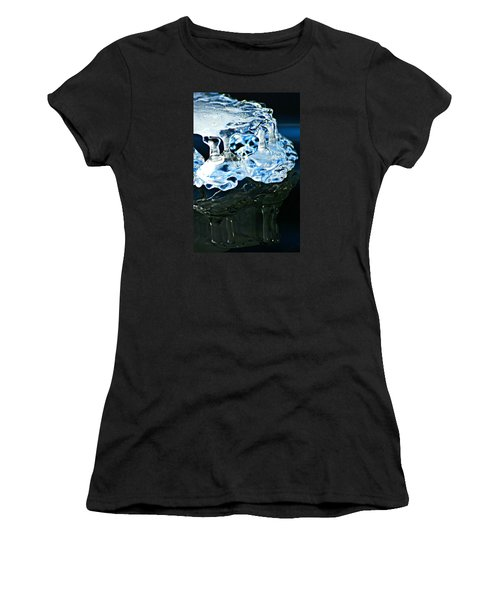 Ice Formation 11 Women's T-Shirt (Athletic Fit)