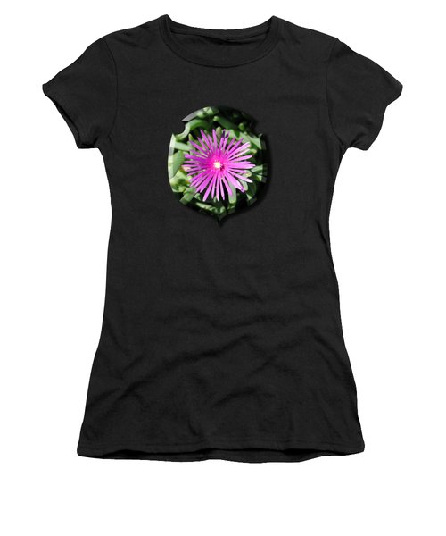 Ice Plant T-shirt Women's T-Shirt (Athletic Fit)