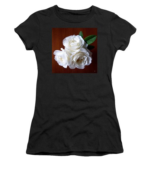Iceberg Rose Trio Women's T-Shirt