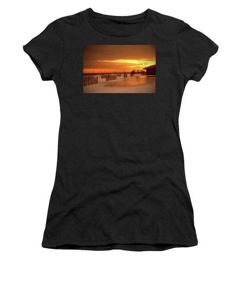 Iced Sunset Women's T-Shirt