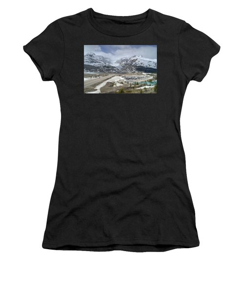 Icefields Parkway Highway 93 Women's T-Shirt