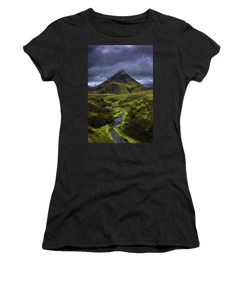 Icelandic Highlands Women's T-Shirt