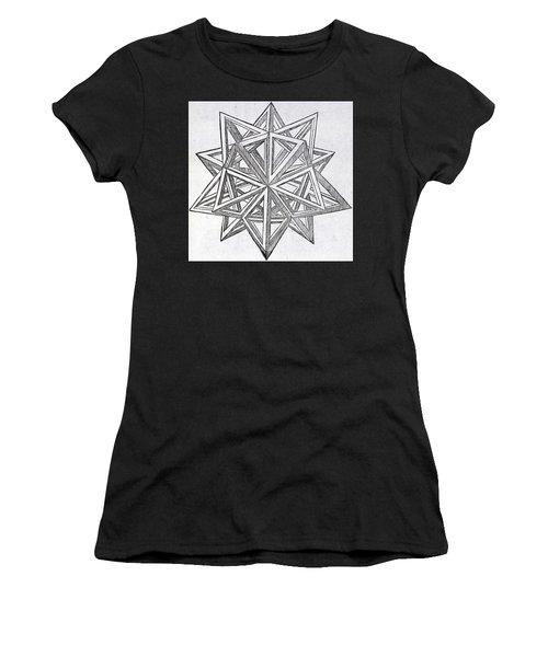 Icosaedron Elevatum Vacuum Women's T-Shirt