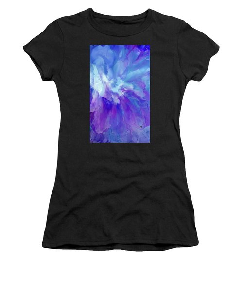 Icy Bloom Women's T-Shirt