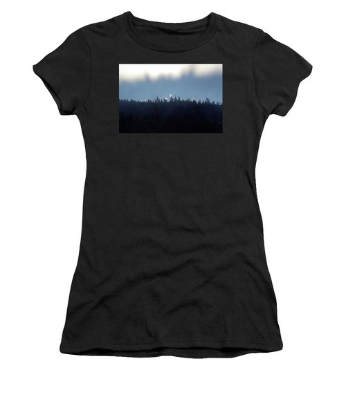 Icy Sunrise Women's T-Shirt (Athletic Fit)