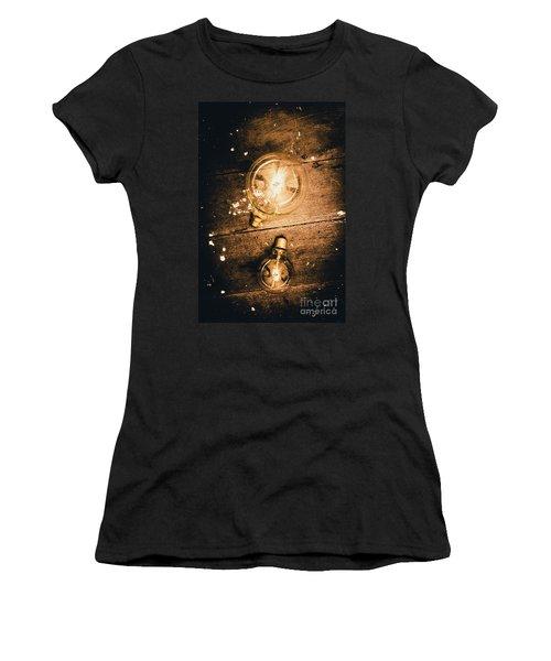Ideas Evolution Women's T-Shirt