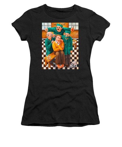 Idiot Savant Women's T-Shirt