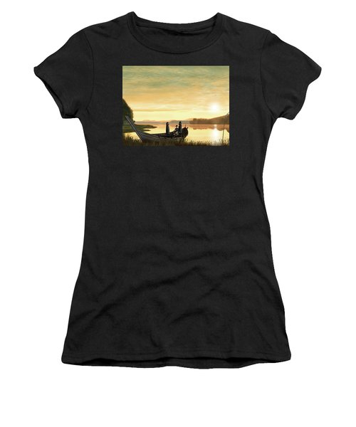 Idylls Of The King Women's T-Shirt