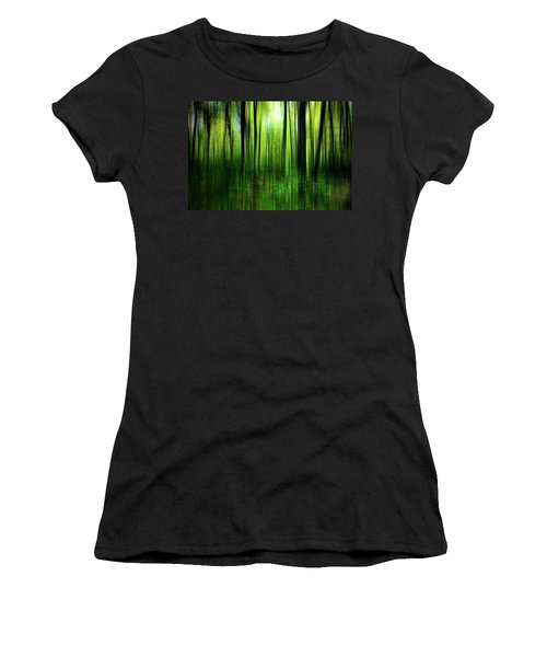 If A Tree Women's T-Shirt (Athletic Fit)