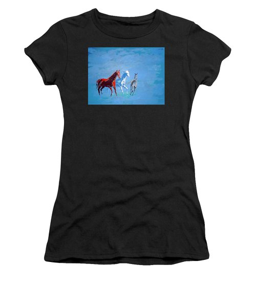 Il Futuro Ci Viene Incontro Women's T-Shirt