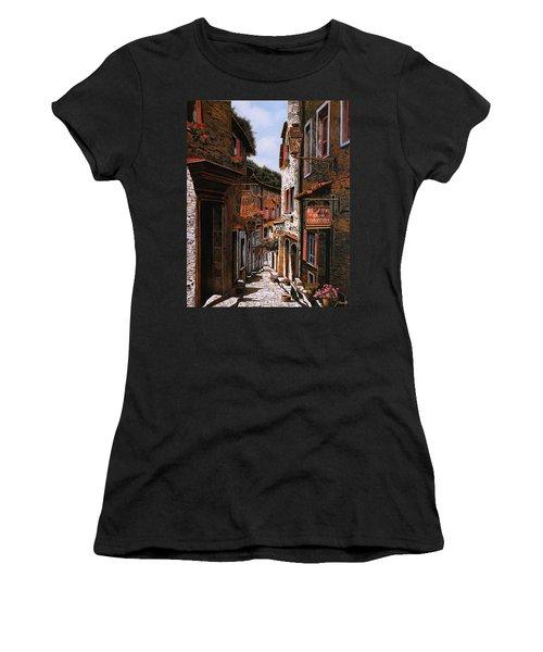 Il Vecchio Albergo Women's T-Shirt