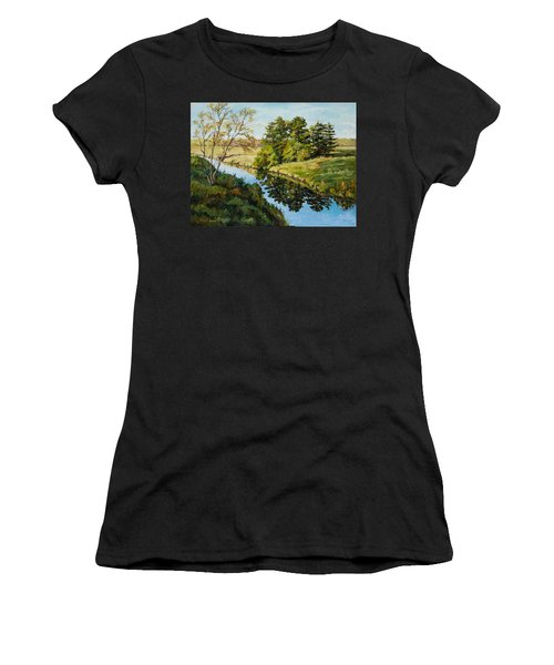 Illinois Countryside  Women's T-Shirt
