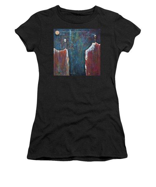 I'm Holding On Women's T-Shirt