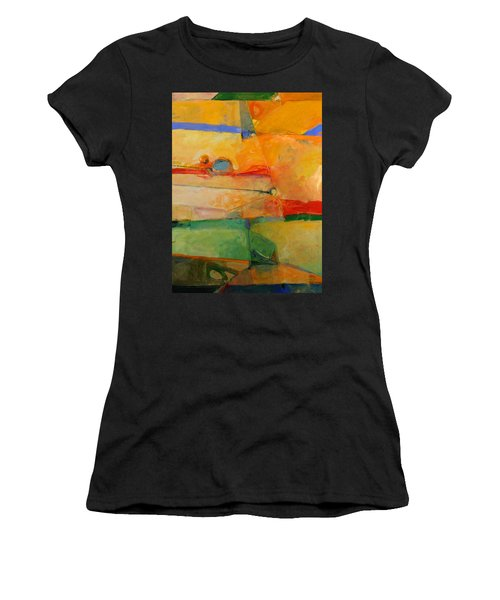 I'm In Corn  Women's T-Shirt (Athletic Fit)