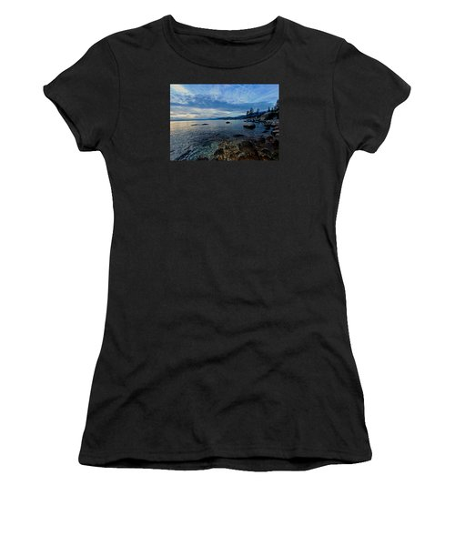 Immersed Women's T-Shirt (Junior Cut) by Sean Sarsfield