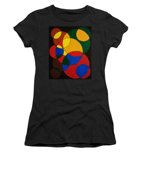 Imperfect Circles Women's T-Shirt