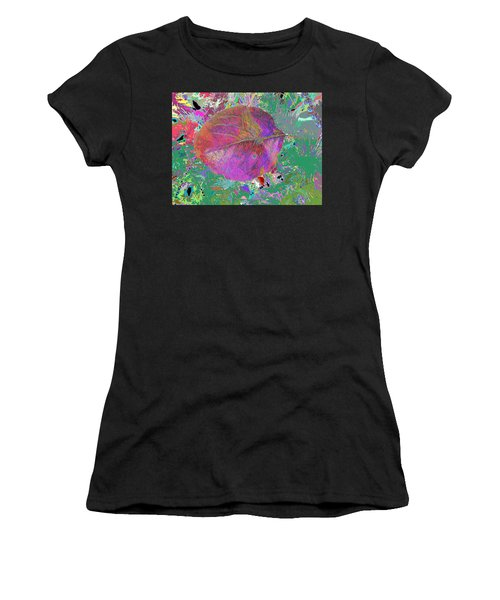 Imposition Of Leaf At The Season 4 Women's T-Shirt