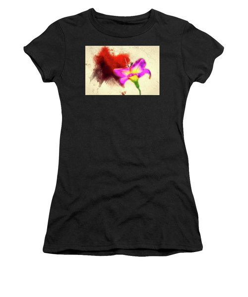 Impulse Women's T-Shirt (Athletic Fit)