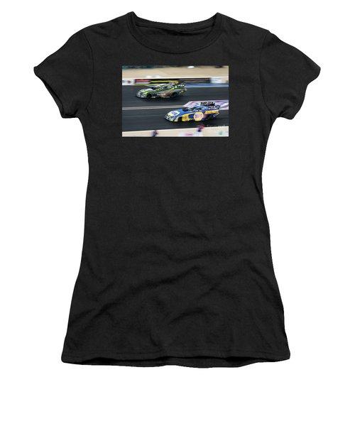 In A Blur Women's T-Shirt