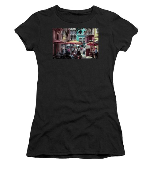 In A Little Spanish Town Women's T-Shirt