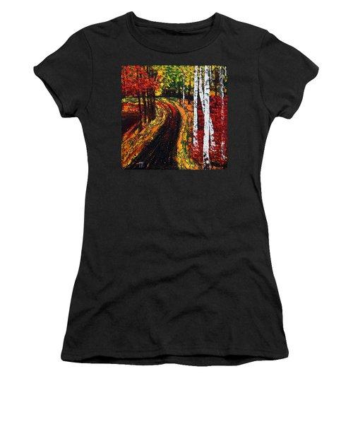 In Full Swing  Women's T-Shirt