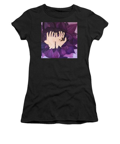 In Loving Hands Women's T-Shirt (Athletic Fit)