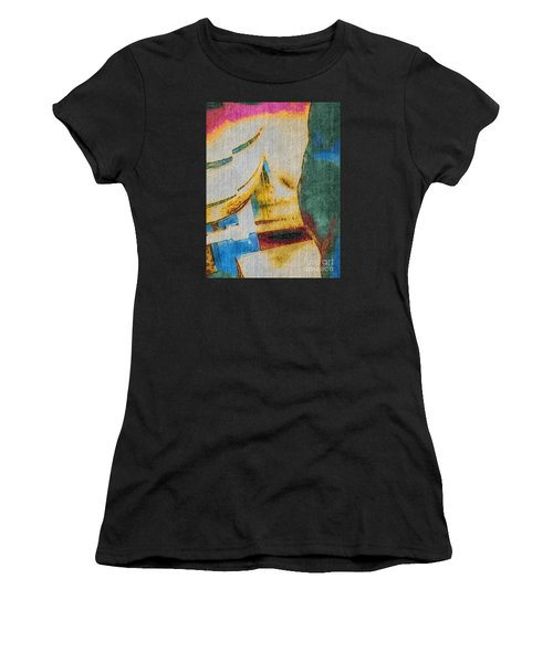 In/still Women's T-Shirt (Athletic Fit)