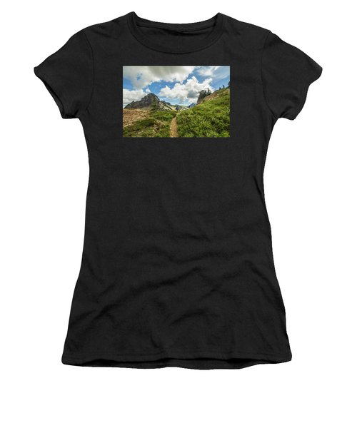 In The Clouds Women's T-Shirt