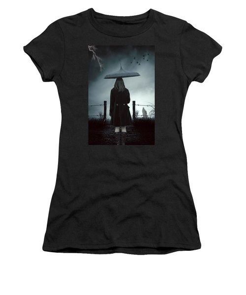 In The Dark Women's T-Shirt