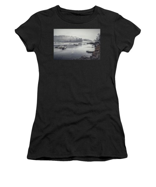 In The Fog  Women's T-Shirt (Athletic Fit)