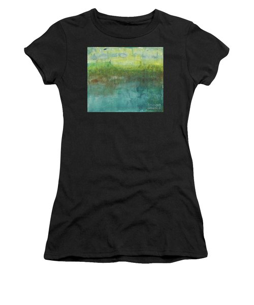 Through The Mist 2 Women's T-Shirt (Athletic Fit)