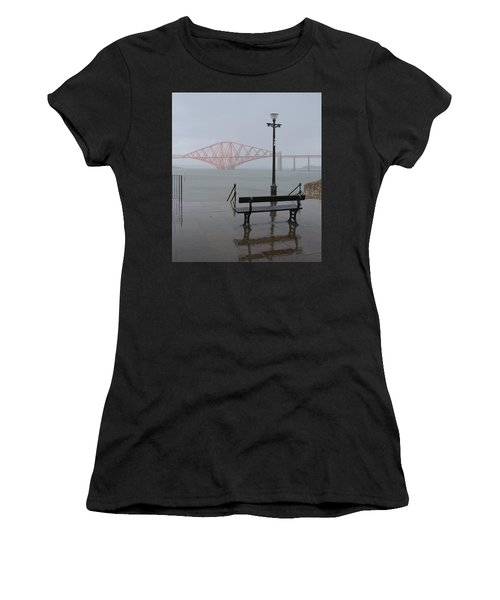 In The Rain Women's T-Shirt