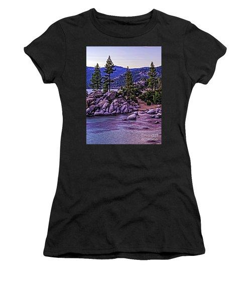 In The Still Of Dusk Women's T-Shirt