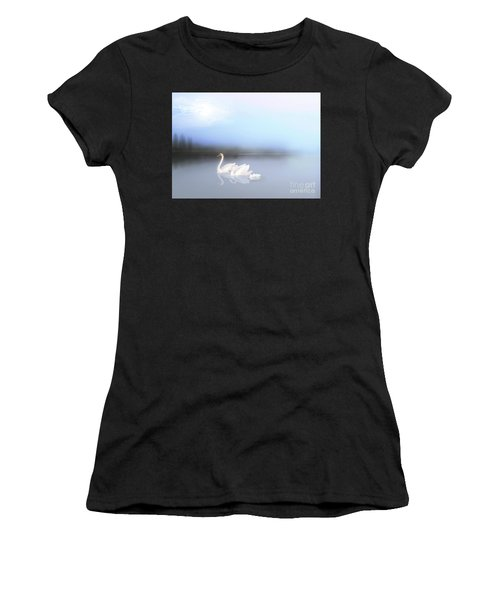 In The Still Of The Evening Women's T-Shirt