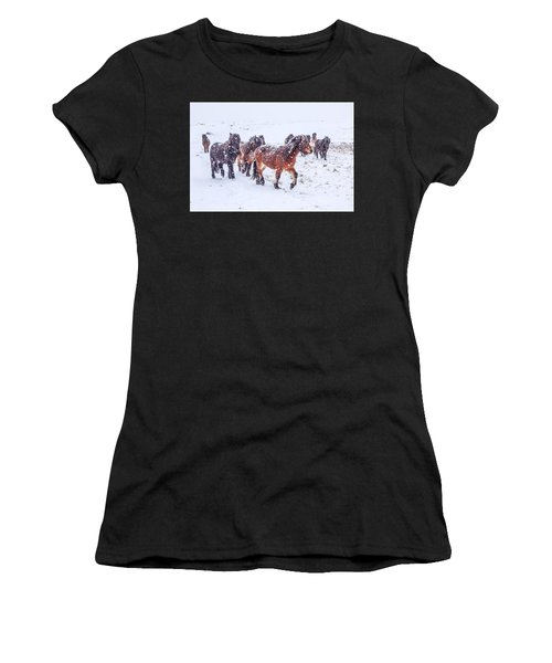 In The Storm 2 Women's T-Shirt