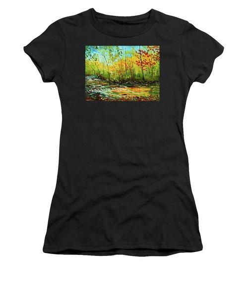 In The Woods Women's T-Shirt