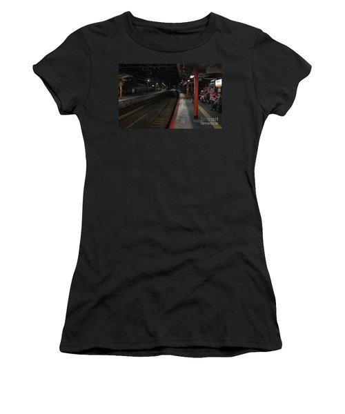 Inari Station, Kyoto Japan Women's T-Shirt